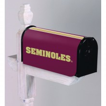 Florida State Seminoles Applique Mailbox Cover