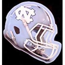 """North Carolina Tar Heels 6"""" Helmet Die-Cut Window Decal"""