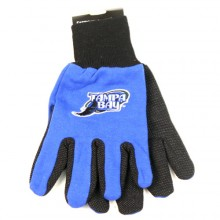 MLB Tampa Bay Rays Team Color Utility Gloves