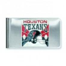 Houston Texans 3-D Money Clip