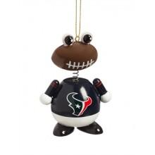 Houston Texans Ballman Hanging Ornament