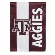 Texas A&M Aggies Embellish Garden Flag