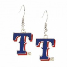 Texas Rangers Big T Dangle Earrings