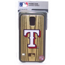 MLB Texas Rangers Rugged Galaxy S5 Phone Case