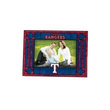 Texas Rangers Horizontal Art Glass Photo Frame