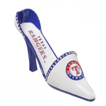 Texas Rangers Wine Shoe Bottle Holder