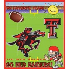 Texas Tech Red Raiders 24 Piece Youth Puzzle