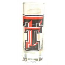 Texas Tech Red Raiders 2 oz Cordial Shot Glass