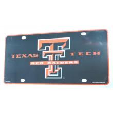 Texas Tech Red Raiders License Plate