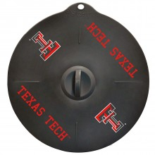 "Texas Tech Red Raiders 9"" Silicone Lid"