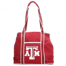 Texas A&M Aggies  Canvas Hampton Tote Bag