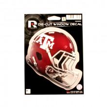 "Texas A&M Aggies 6"" Helmet Die-Cut Window Decal"
