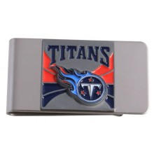 Tennessee Titans Bar Money Clip