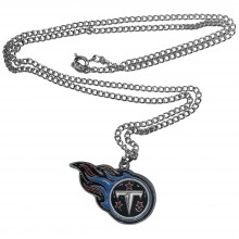 Tennessee Titans Logo Chain Necklace