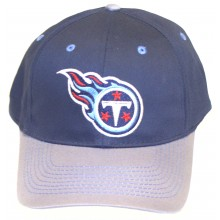 Tennessee Titans Draft 2-Tone Adjustable Hat