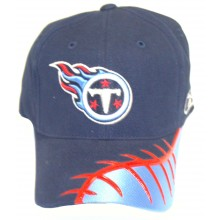 Tennessee Titans Laces Adjustable Hat