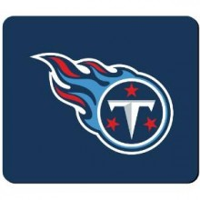Tennessee Titans Neoprene Mouse Pad