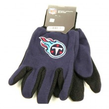 Tennessee Titans Team Color Utility Gloves
