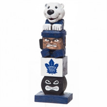 Toronto Maple Leafs Tiki Totem