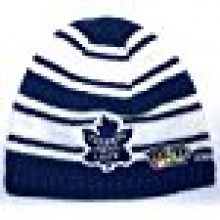 NHL Officially Licensed Toronto Maple Leafs Winter Classic Youth Reversible Beanie