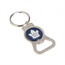 Toronto Maple Leafs Bottle Opener Keychain