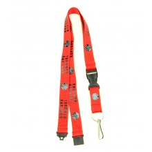 Toronto Raptors Team Color Breakaway Lanyard Key Chain