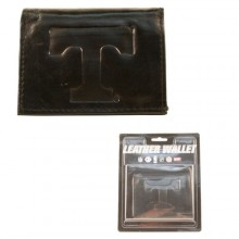 Tennessee Volunteers Black Leather Wallet