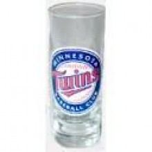 Minnesota Twins  Cordial 2 oz Shot Glass