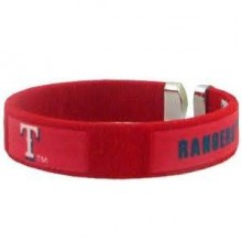Texas Rangers Fan Band Bracelet