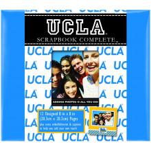 "UCLA Bruins 8"" X 8"" Complete Scrapbook Kit"