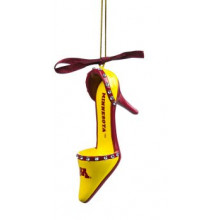 Minnesota Golden Gophers High Heeled Shoe Ornament