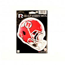 "Utah Utes 6"" Helmet Die-Cut Window Decal"