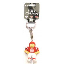 Utah Utes Little Player Keychain