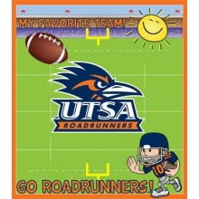 UTSA Roadrunners 24 Piece Youth Puzzle