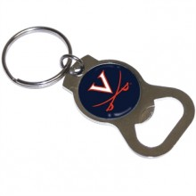 Virginia Cavaliers Bottle Opener Keychain