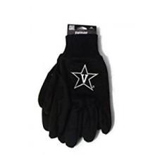 Vanderbilt Commodores Team Color Utility Gloves