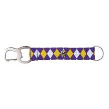 Minnesota Vikings Argyle Carabiner Lanyard Key Chain
