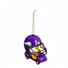Minnesota Vikings  Field Car Ornament