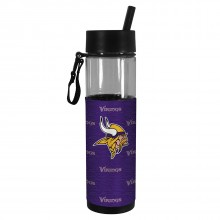 Minnesota Vikings 24 oz. Neoprene Slim Tumbler Water Bottle