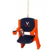 Virginia Cavaliers Stadium Chair Ornament