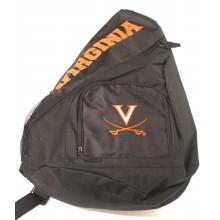Virginia Cavaliers Sideswipe Sling Backpack