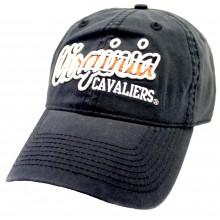 Virginia Cavaliers Script Slouch Adjustable Hat