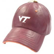 Virginia Tech Hokies Ball Cap Hanging Ornament