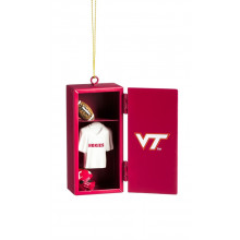 Virginia Tech Hokies NCAA Team Locker Ornament