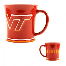Virginia Tech Hokies  15 Oz Relief Mug