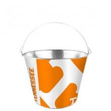 Tennessee Volunteers Sleek Wrap 5 Qt. Aluminum Ice Bucket