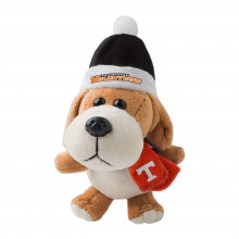 Tennessee Volunteers 4 inch Plush Dog Ornament