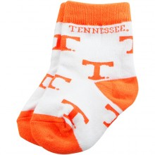 Tennessee Volunteers Infant Ankle Socks