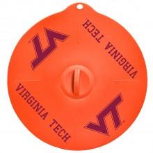 "Virginia Tech Hokies 9"" Silicone Lid"
