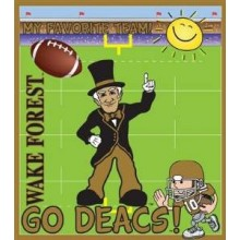 Wake Forest Demon Deacons 24 Piece Youth Puzzle